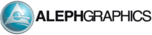 ALEPHGRAPHICS BRASIL Logo