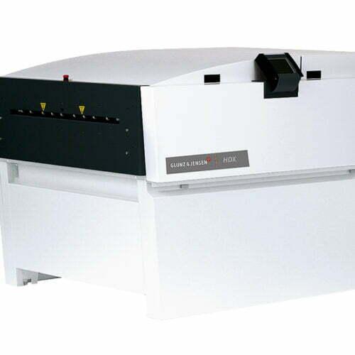 Processadora de chapas Glunz & Jensen HDX T